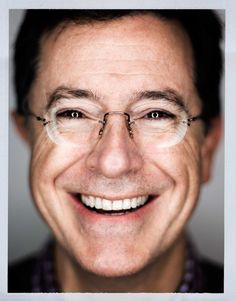 Stephen Colbert | by Mark Mann