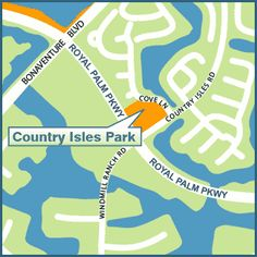 COUNTRY ISLES PARK, 2260 Country Isles Road Hours: 8 a.m. – 9 p.m. Amenities: - 4.214 acre neighborhood park - Gazebo with benches - Shaded playground - Exercise path - Open play area - Lighting and parking - Dog Friendly park – dogs allowed on a max.  6' leash #LoveYourHome #WestonFL