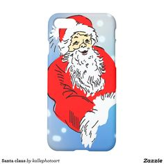 Santa claus iPhone 7 case