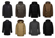 Need a new coat? We've got this season's must-haves! #coat #jackandjones #men #outfit #fashion #trendy