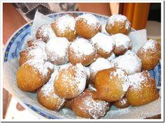 Fritule - Croatian munchkins