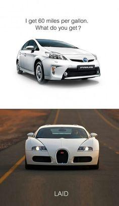 Fuck a Prius!