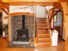 inset woodstove