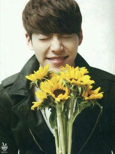 Kim Woo Bin, love you Lee Hyun Woo, Lee Jong Suk, Kim Wo Bin, Shin Min Ah, Uncontrollably Fond, Choi Jin, Park Bo Gum, Yoo Ah In, Hallyu Star