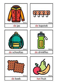Learn Dutch, Dutch Words, Dutch Language, Home Schooling, Back To School, Classroom, Teaching, Acrylics, Spanish