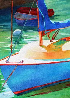 Anne Abgott: Watercolor