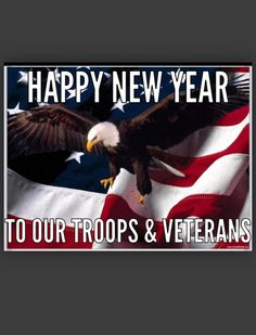 Happy New Year to all our Troops!!