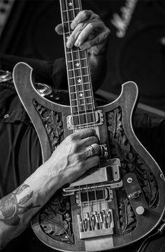 Lemmy's Rickenbacker 4004