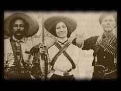 Marijuana la Soldadera 1/2 - Revolución Mexicana Corrido revolucionario sobre una mujer soldadera muy valiente