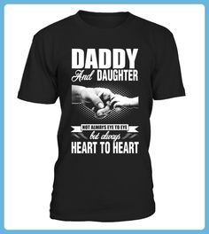 Daddy And Daughter Not Always Eye To Eye Shirt Limited Edition