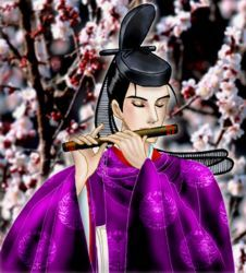 Heian era manga.