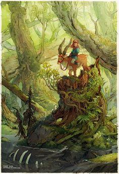 Studio Ghibli is a Japanese animation film studio founded in June 1985 by the directors **Hayao Miyazaki** and **Isao Takahata** and the producer. Mononoke Anime, Mononoke Cosplay, Studio Ghibli Art, Studio Ghibli Movies, Studio Art, Princess Mononoke Wallpaper, Mononoke Forest, Personajes Studio Ghibli, Grey Art