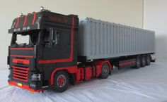 DAF FT XF 510 SUPER SPACE CAB (5)   by arian.janssens