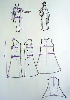 abaya diy sewing pattern