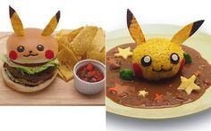 Já imaginou comidas em forma de Pokémon? Conheça o Pikachu Café! - Famosos - CAPRICHO