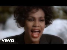 Mi Musica de los años, Whitney Houston - I Will Always Love You (Official. Joss Stone, Christina Perri, Whitney Houston Youtube, Whitney Houston Albums, Missing You Songs, Best Love Songs, Romantic Love Song, Beautiful Songs, Music Videos