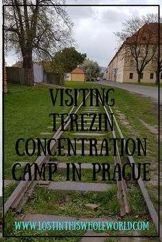 Visiting Terezin Concentration Camp, Prague - Lost In This Whole World Camping Europe, Camping Places, Usa Places To Visit, Places To Go, Prague Travel Guide, Travel Sights, Travel Memories, New Travel, Amazing Destinations