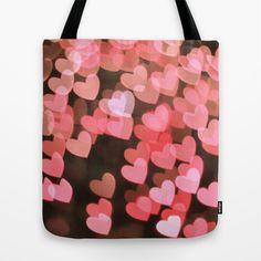Lovestruck Tote Bag by Lisa Argyropoulos - $22.00