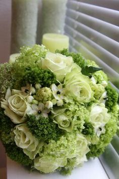 Stunning greens .....