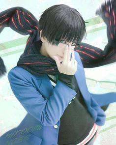 . Anime : Kyoukai no Kanata Character : Nase Hiromi Coser : Mikado (Japan) . {…
