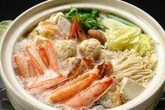 カニすき - Seafood hot pot