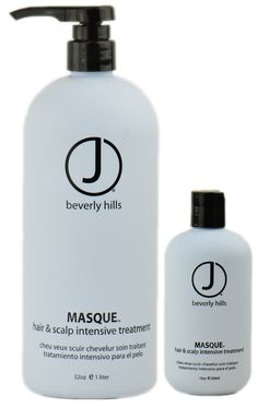 J Beverly Hills Masque Hair: One of the best products available!