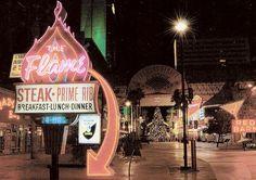 Red Bar, Breakfast Lunch Dinner, Las Vegas Nevada, Prime Rib, Neon Signs, Ribs