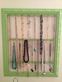 Lucky Life of Kate: My jewelry storage solution