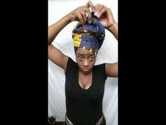 Eva's Head Wraps # 54 - YouTube