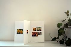 Simple photo book layout