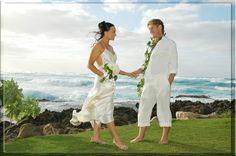 Hawaii Weddings - North Shore Oahu