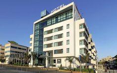 Hotel de la cadena Hotusa en Casablanca (Marruecos).