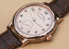 A. Lange and Söhne 1815 '200th Anniversary F.A. Lange' Watch Hands-On