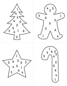 I found this idea at Pre-K Pages and decided to make my own printout to use. It's the perfect game for a toddler who is learning his numbe...