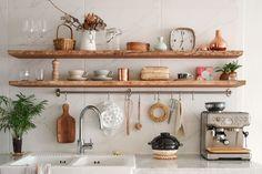 Interior Design Kitchen, Room Interior, Kitchen Dining, Kitchen Decor, Little Kitchen, Woodworking Projects Diy, Amazing Bathrooms, Kitchen Organization, Home Renovation