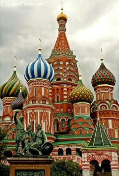 St. Basils Cathedral, Red Square