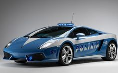 The World's Coolest Police Cars! What country owns this #Lamborghini Gallardo? Hit the pic to find out.....