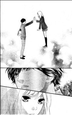 You Could Read The Latest And Hottest Ao Haru Ride 34 In MangaTown