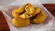 Receita de Rissóis de camarão. Descubra como cozinhar Rissóis de camarão de maneira prática e deliciosa!