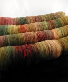 Moonrover Batts no. 38    2 ounces by moonrover on Etsy
