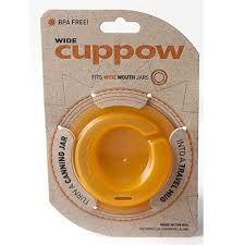 CUPPOW Mason Jar drinking lids