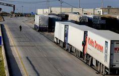 Syrian rebels abduct Lebanese truck drivers on Jordan border   News , Lebanon News   THE DAILY STAR
