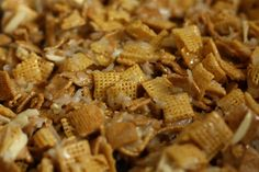 Christmas Crack with Chex Mix