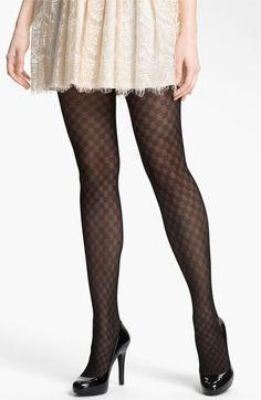 Nordstrom 'Diamond Delight' Tights available at #Nordstrom