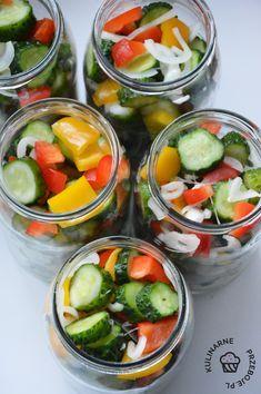 Canning Recipes, Preserves, Cucumber, Vegan Recipes, Good Food, Vegetables, Cooking, Tiger Cubs, Tiger Tiger