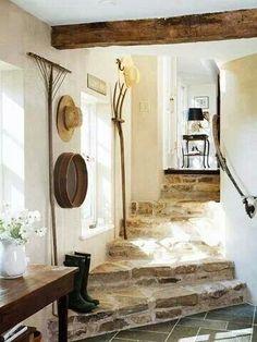 Des escaliers et des pierres♡♡