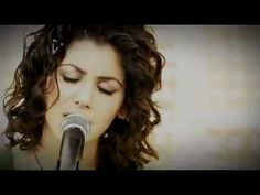 Katie Melua - Just Like Heaven.   one of my favorite songs from the 80s...way less creapy now :)