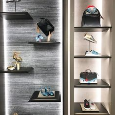 How we are spending our fab Tuesday evening? In true Italian style at Fendi's beautifully revamped boutique at Ngee Ann City. We want something from every corner in the store from accessories (hello cute Bag Bugs) to ready-to-wear! . . . #fendi #fendisingapore #fendisg #roma #rome #italy #fashion #shoe #bag #bagbug #store #opening  via L'OFFICIEL SINGAPORE MAGAZINE INSTAGRAM - Fashion Campaigns  Haute Couture  Advertising  Editorial Photography  Magazine Cover Designs  Supermodels  Runway…