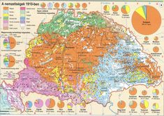 Ethnic composition of the Kingdom of Hungary, 1910