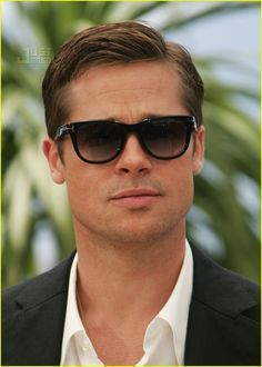 Brad Pitt, I've never been able to see why everyone thinks he's so attractive. All I see is arrogance